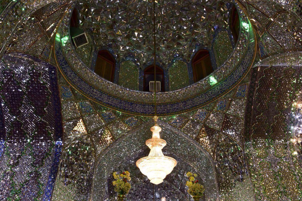 燈王之墓  Aramgah-e Shah-e Cheragh   -3