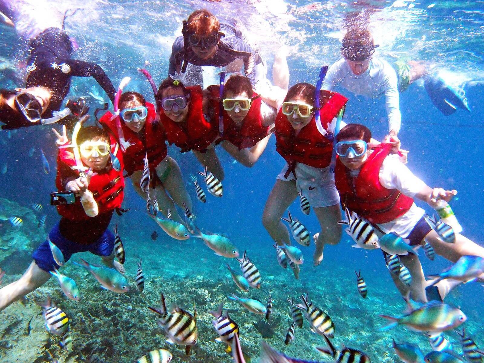 8大一小马来西亚热浪岛9日游