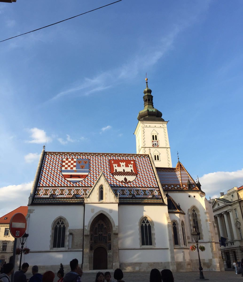 圣馬可教堂  St Mark's Church   -4