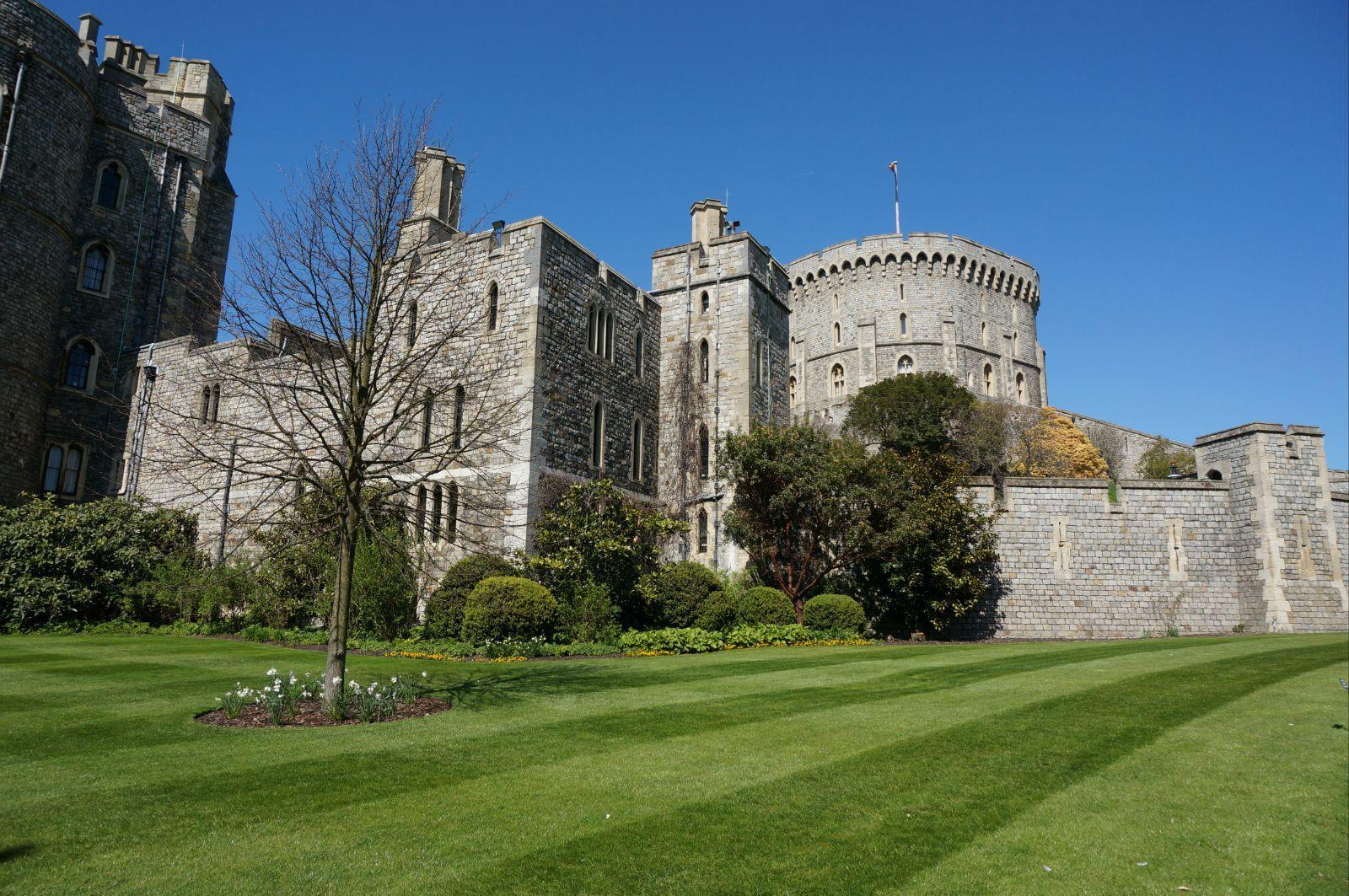 温莎城堡 比广州塔便宜,看到的景色比珠江新城漂亮,果断上! 伦敦眼