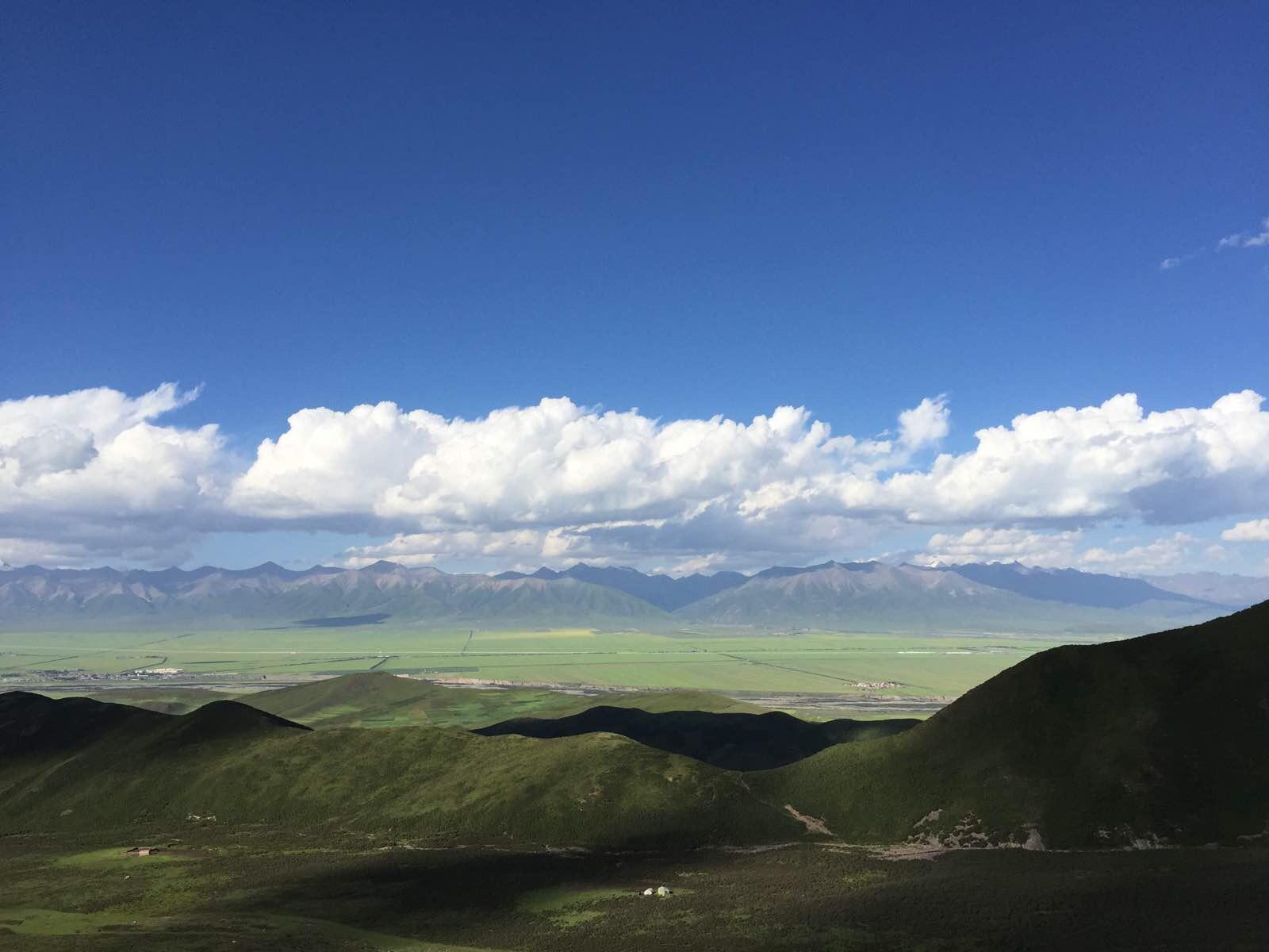 来到青海湖,此次旅行我最想去的地方已经到达,才真正知道什么是大美