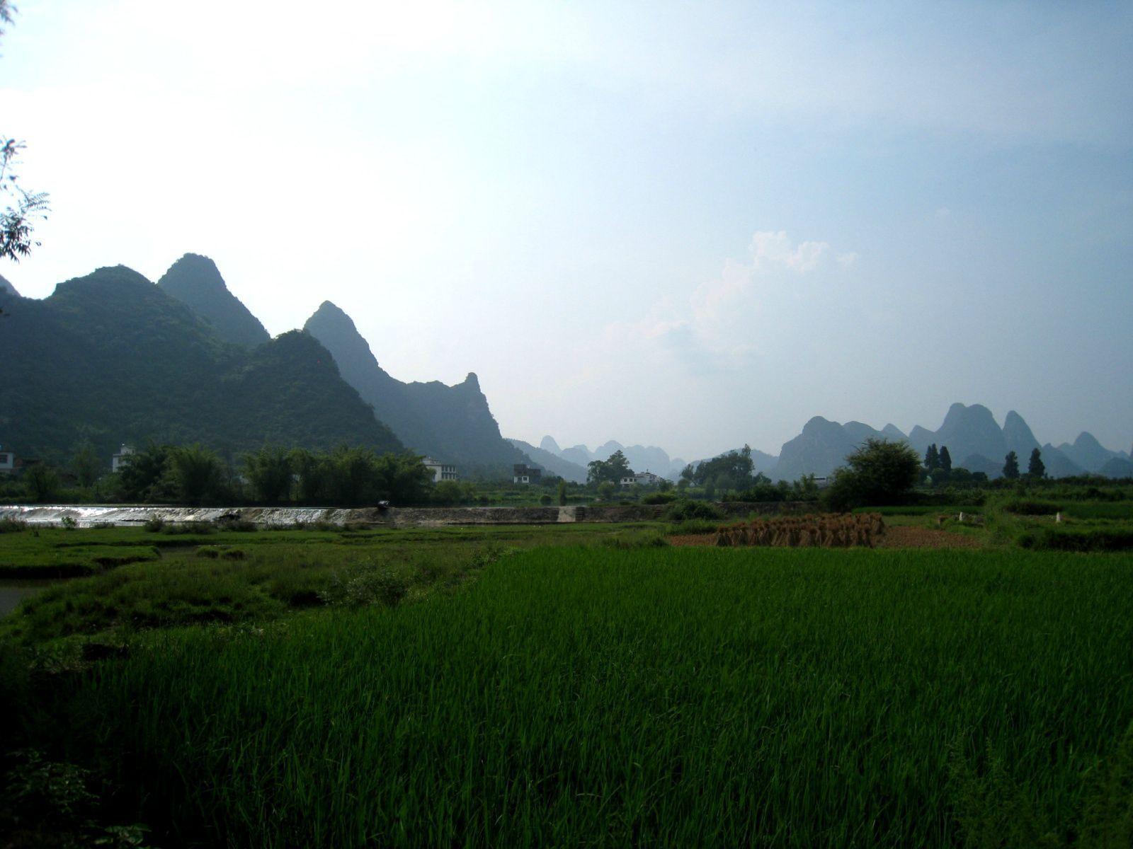 游荡在桂北——阳朔,八角寨