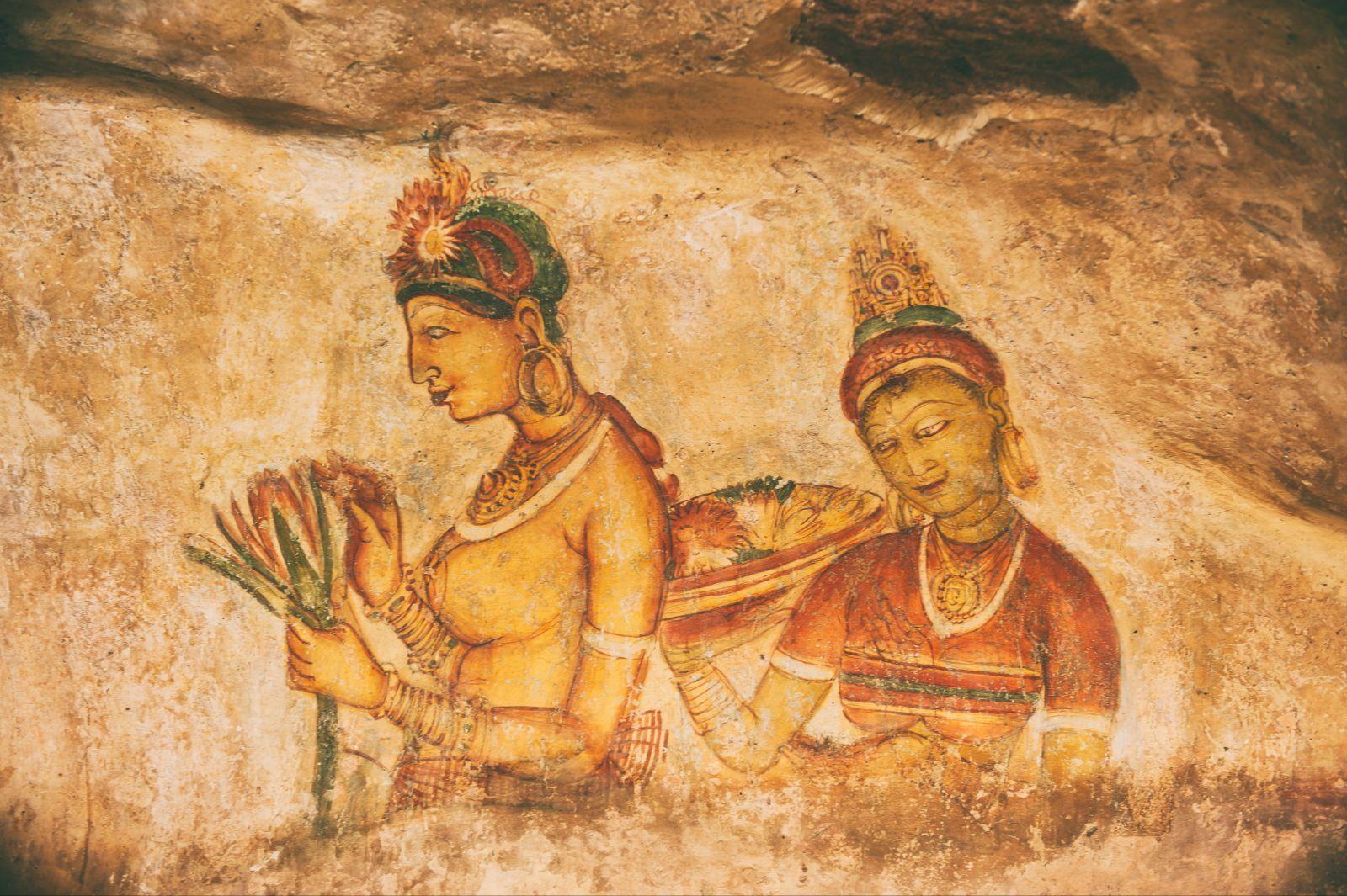 狮子岩  Sigiriya Lion Rock   -3