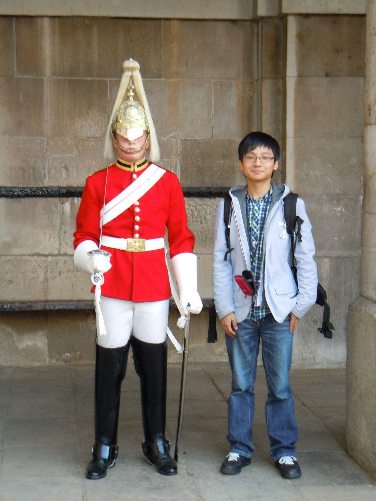 小不列颠-英国留学生