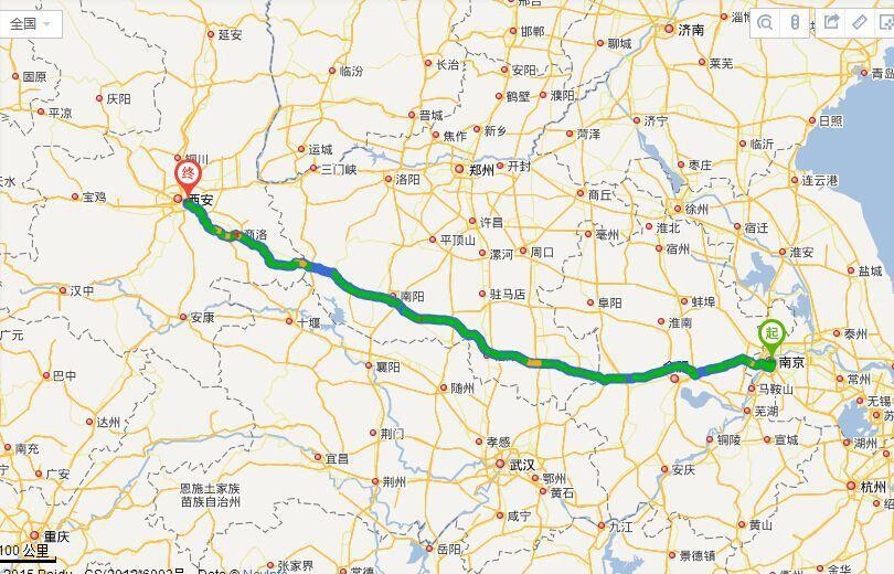 我的2015#2015年10月南京至甘南青海自驾游 - 兰州