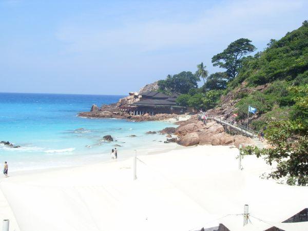 夏日嬷嬷茶之热浪岛-记我的第一次出国