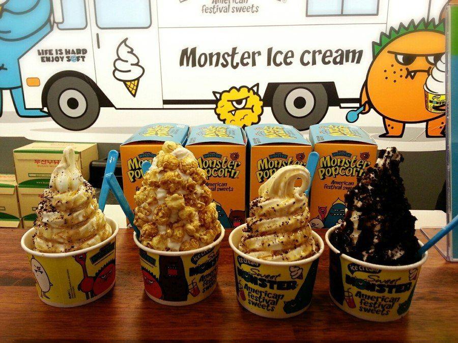 韩国最具创意的冰淇淋