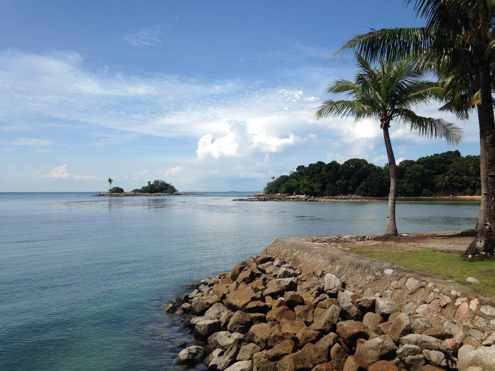 悠游民丹岛61信步新加坡