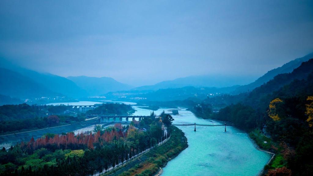 都江堰風景區