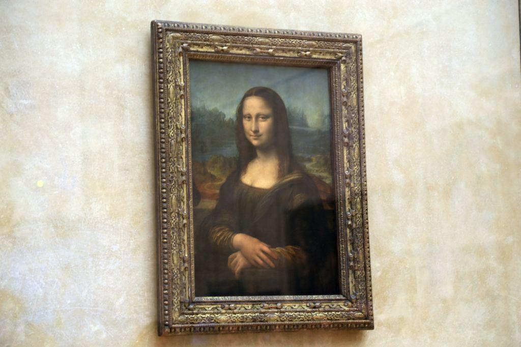 欧洲旅行(2)巴黎卢浮宫图片