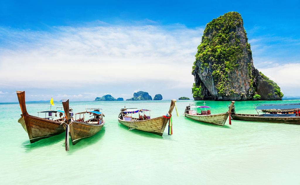 泰国普吉岛 皮皮岛6日5晚跟团游 全程白天0自费 只进3店 5晚海边度假