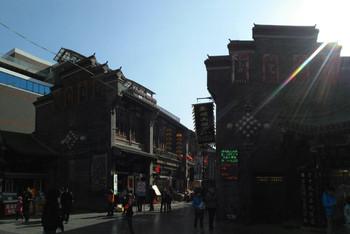 天津的古文化街,小吃街,天津西双塘-静海攻略各旅行社去欧洲旅游详细游记图片