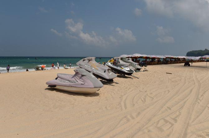 涠洲岛石螺口海滩
