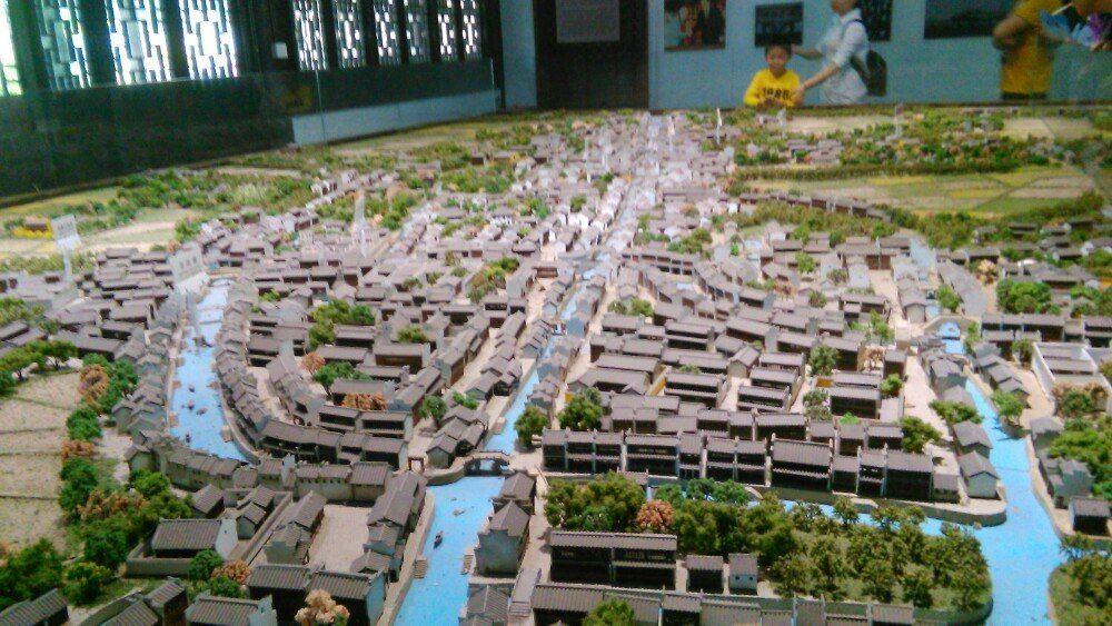 南浔国际建材城平面图