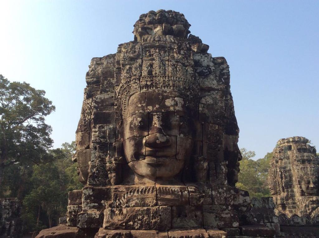 柬埔寨吴哥古迹巡游记