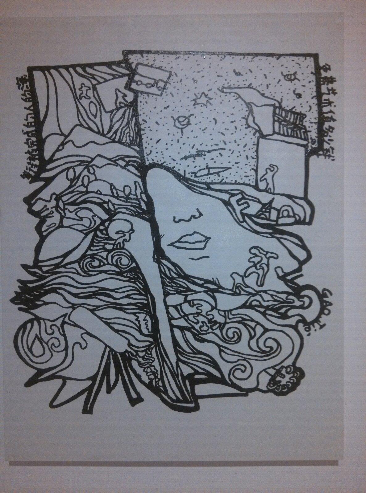 武汉儿童手绘图