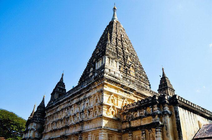 印度教风格的佛塔