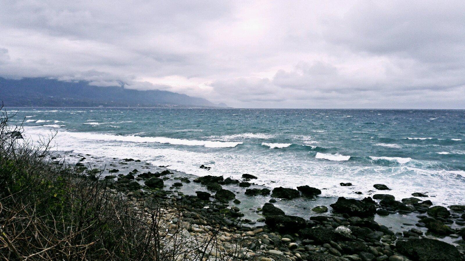 北纬39度最美大海图片