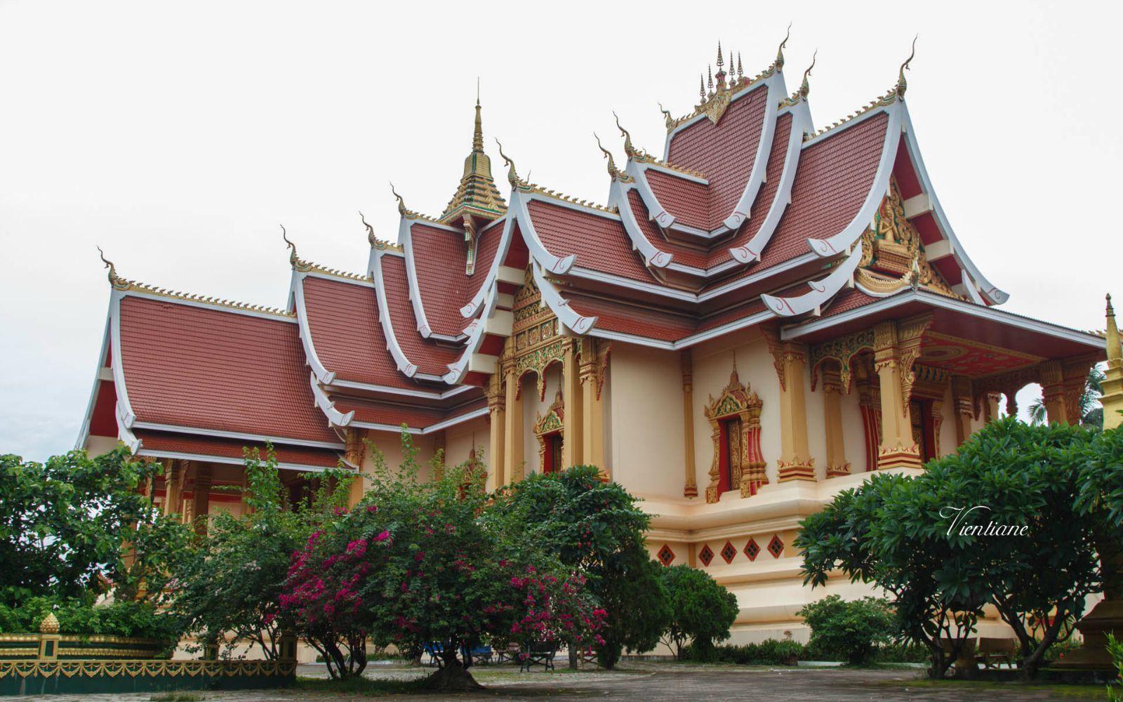 被时间遗忘的土地——老挝