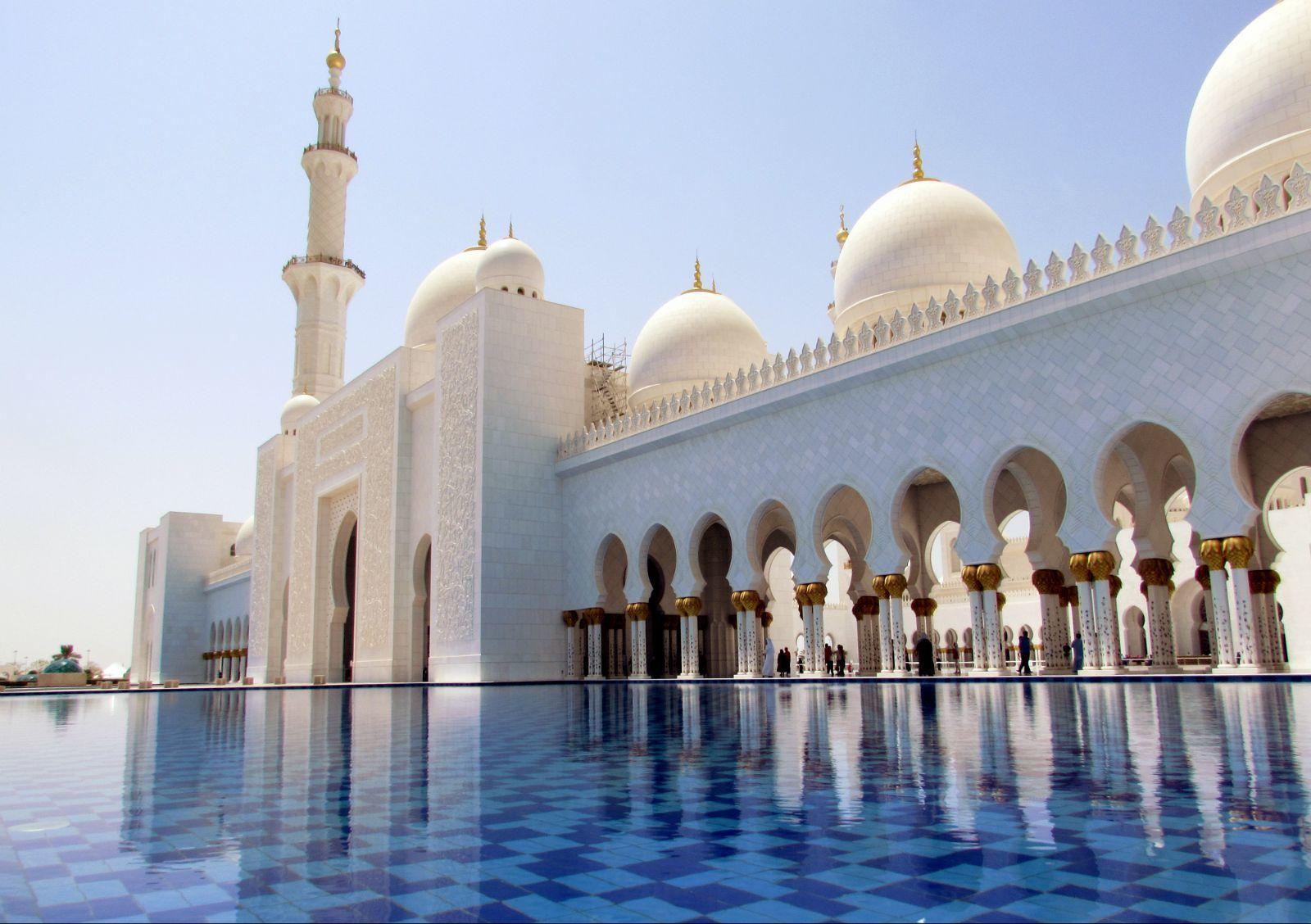 中东建筑矢量图