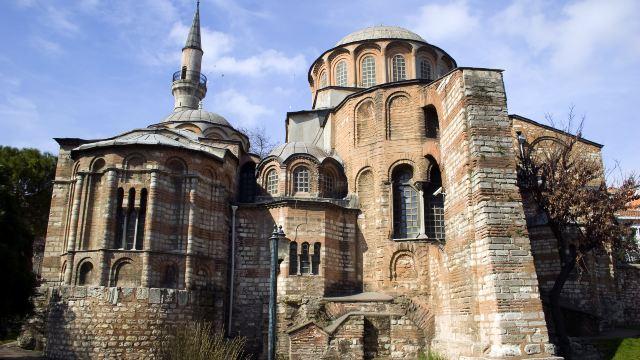 科拉教堂门票,伊斯坦布尔科拉教堂攻略/地址/图片