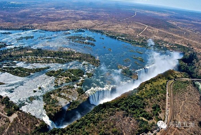 贊比西河  Zambezi River   -0