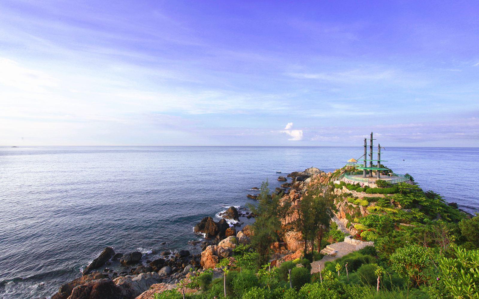 摄影之旅·海南三亚+南湾猴岛+亚龙湾+大东海+西岛