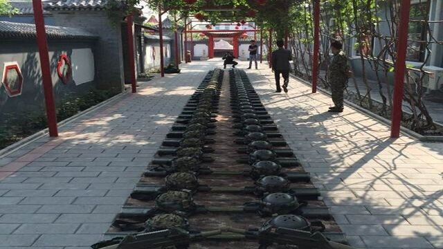 反恐联盟真人cs门票,北京反恐联盟真人cs攻略/地址