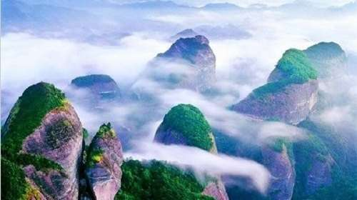 八角寨風景區
