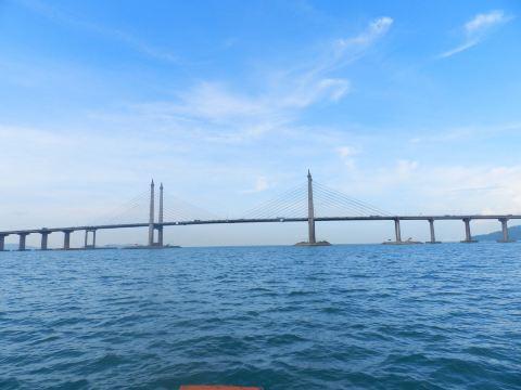 槟城阿曼岛海上生态之旅一日游