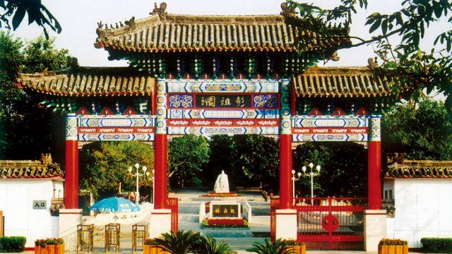 还可以去公园南端的徐州动物园