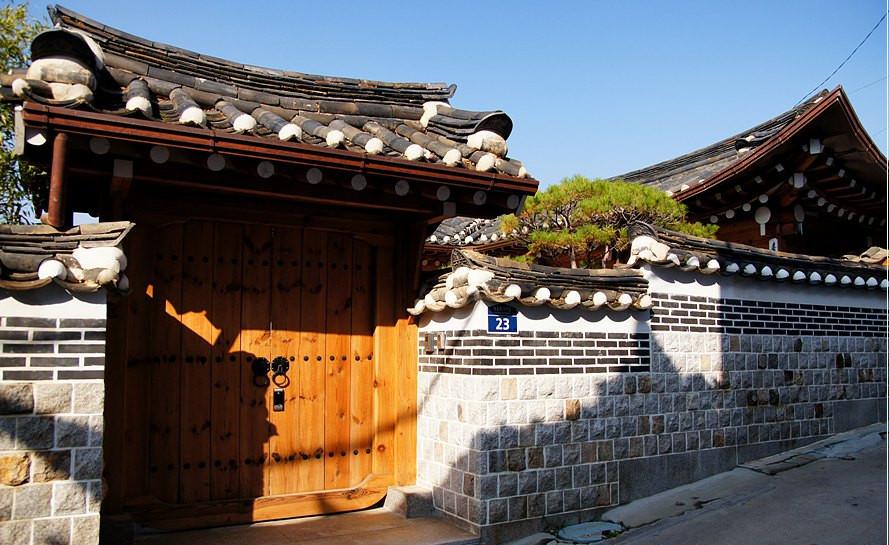 韩国著名景点