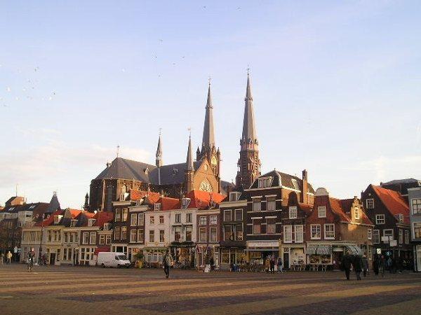 代尔夫特  Delft   -1