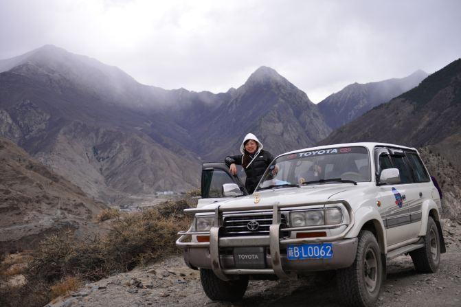 青藏线8天自驾游然乌湖、泽当、日喀则、珠峰攻略台湾去图片