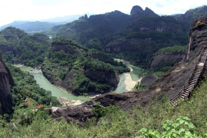 7月出发武夷山2日徒步自助游实用攻略攻略-武洛阳白马寺龙门石窟一日游图文图片