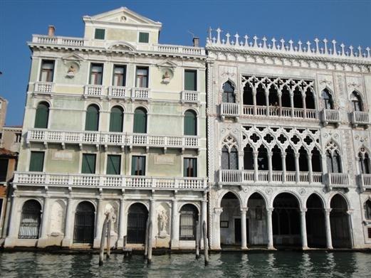 雷佐尼可宫(威尼斯18世纪博物馆)  Ca' Rezzonico   -0
