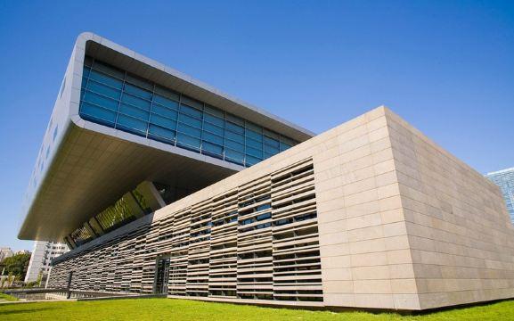 6分 (144条点评) 63 中国国家图书馆位于北京市海淀区,1987年落成,总