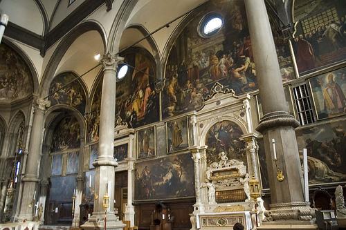 圣扎卡里亚教堂  Chiesa di San Zaccaria   -2