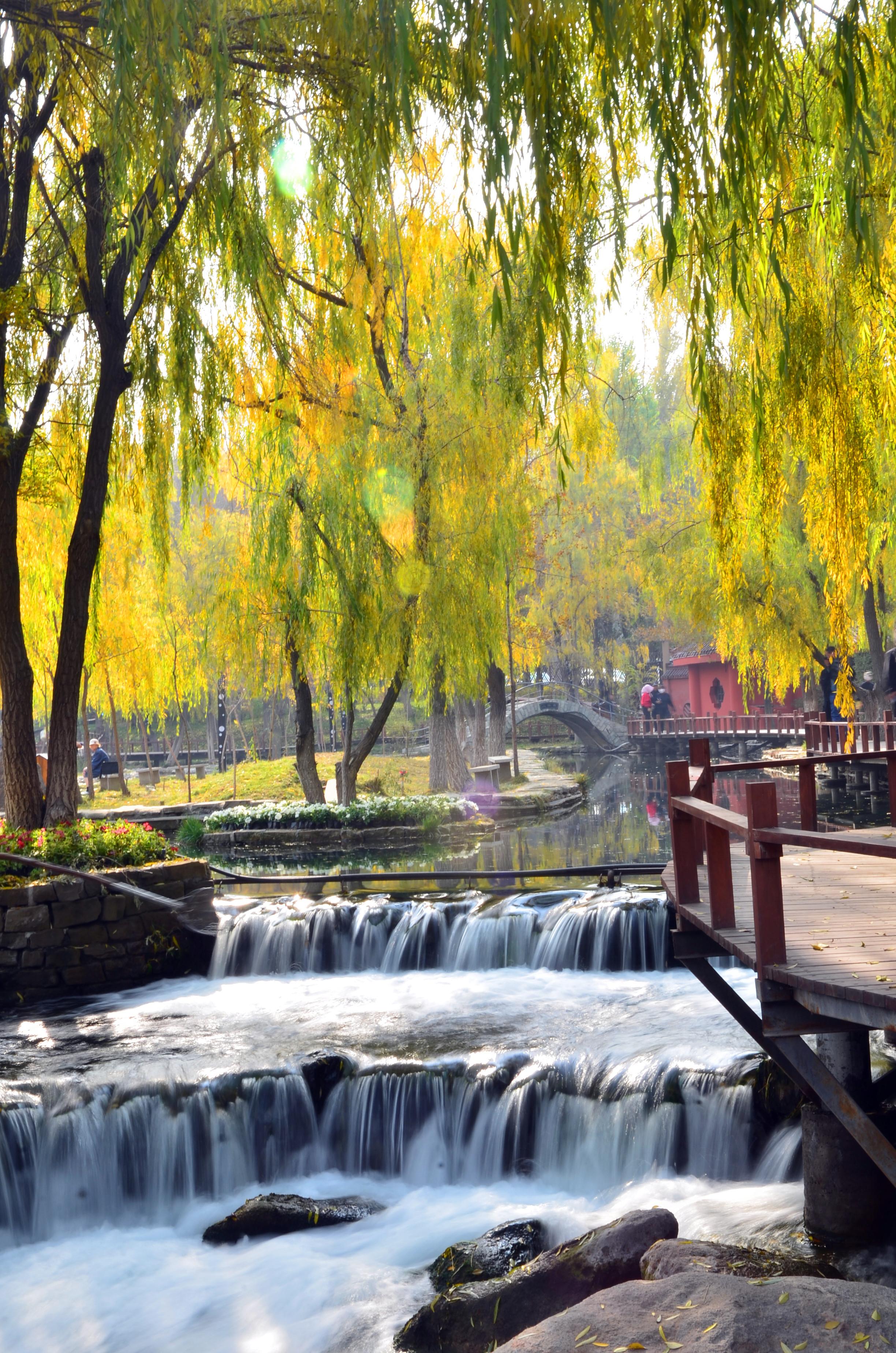 乌鲁木齐水磨沟公园景区