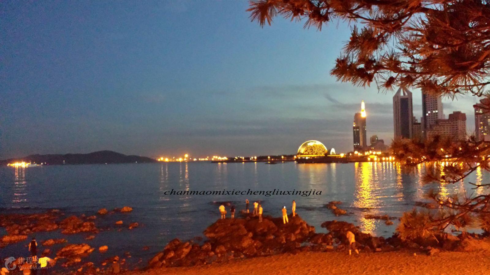 山东青岛+烟台+威海+蓬莱5日4晚跟团游·小青岛+栈桥