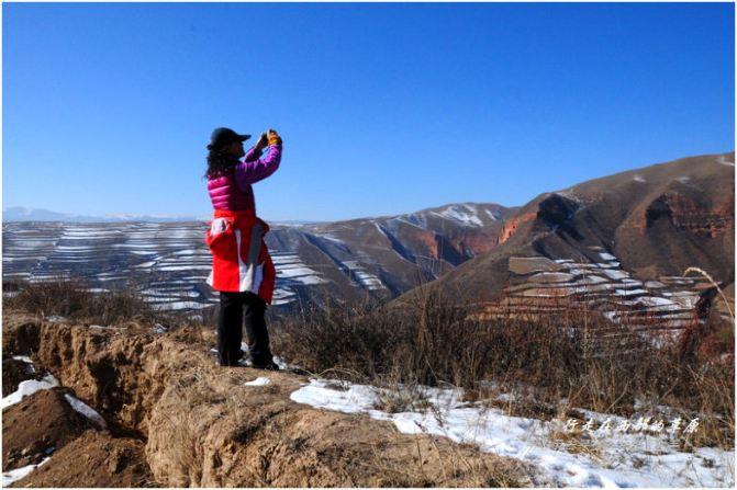 冬天的徒步.冶力关.穿越甘南幽谷-赤壁风月攻游记王朝游戏攻略图片