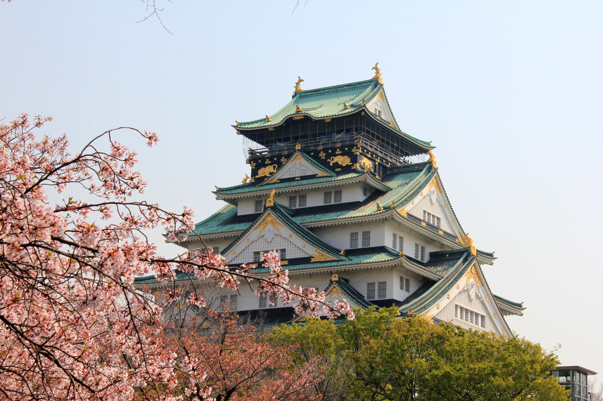日本�z%�_日本关西樱花季——赏樱与美食之旅(大阪/京都/奈良)