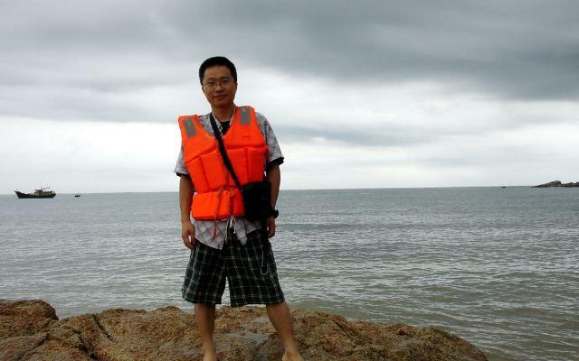 汕尾红海湾神秘岛