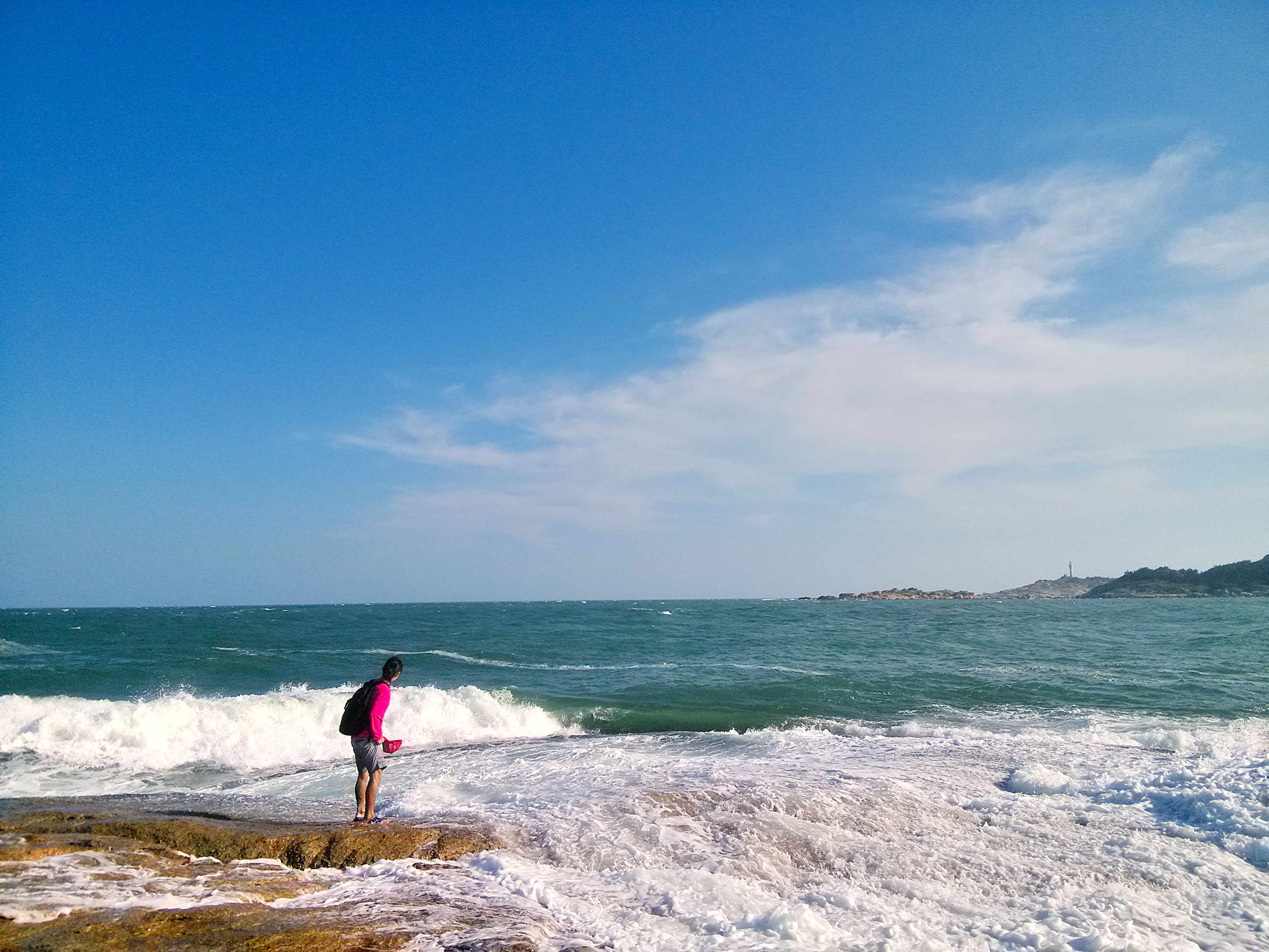 红海湾遮浪角    -3