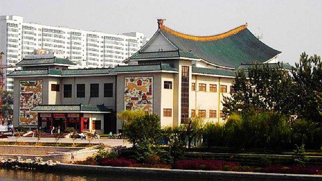 潍坊新建飞机场