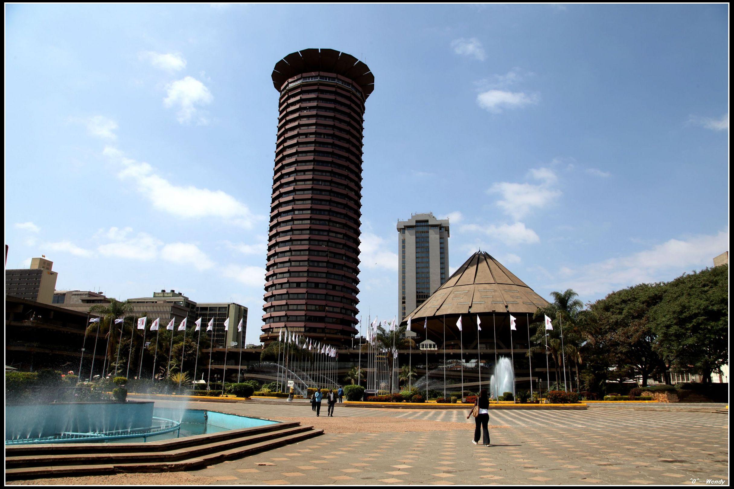 肯雅塔国际会议中心  Kenyatta International Conference Centre   -0