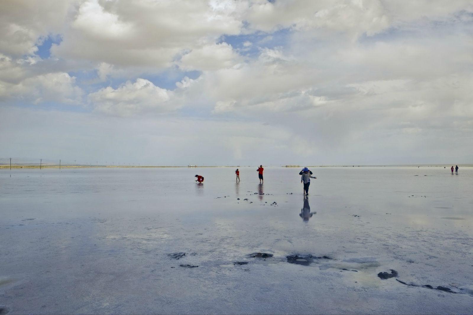 是柴达木盆地四大盐湖