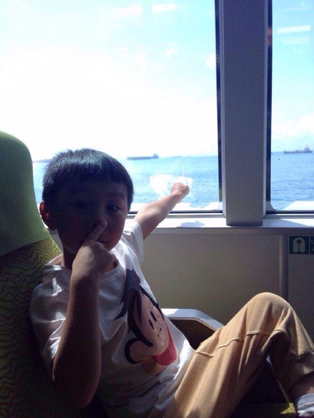 新加坡到民丹岛出入境
