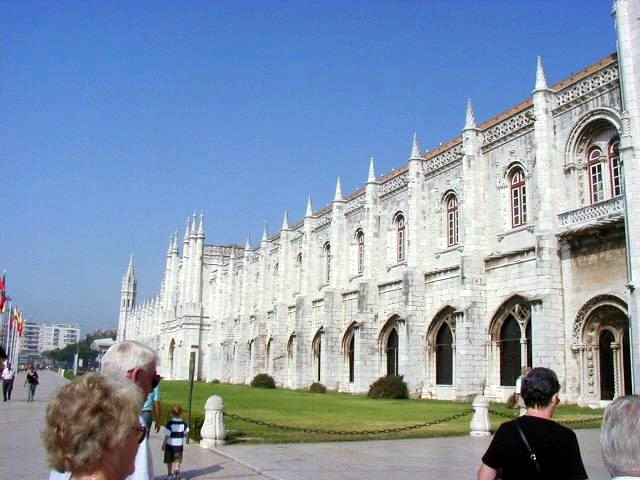 圣海羅尼莫修道院  Monasterio Jeronimo   -2