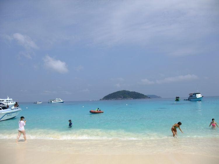泰国斯米兰群岛 - 斯米兰群岛游记攻略【携程攻略】